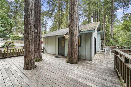 Photo of 13550 Bear Creek RD 20 #20, BOULDER CREEK, CA 95006 (MLS # ML81769915)