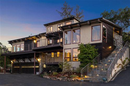 Photo of 860 Vista Drive, REDWOOD CITY, CA 94062 (MLS # ML81852915)