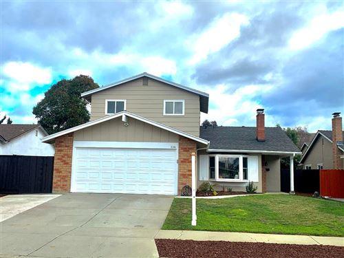 Photo of 116 Houlton CT, SAN JOSE, CA 95139 (MLS # ML81827919)