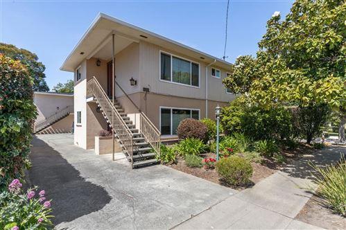 Photo of 1217 Paloma Avenue #2, BURLINGAME, CA 94010 (MLS # ML81846919)
