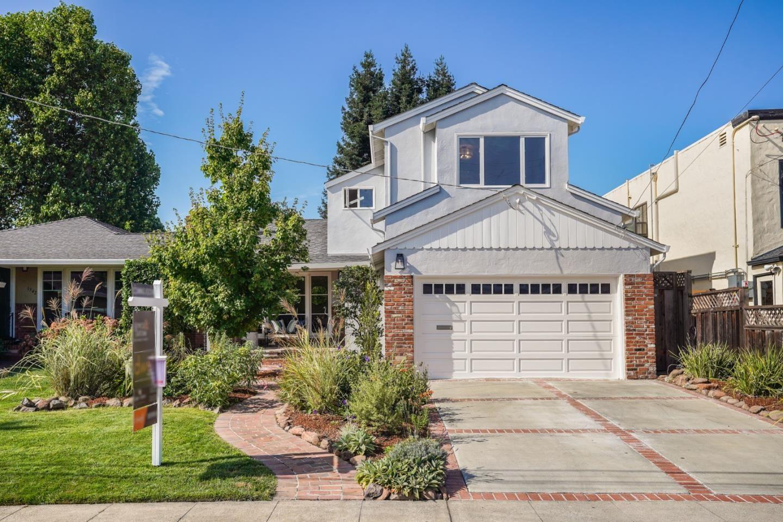 1526 Chestnut Street, San Carlos, CA 94070 - MLS#: ML81862919