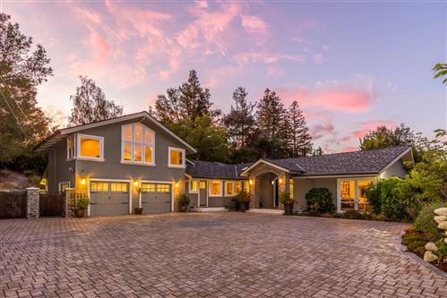 Photo of 12111 Hilltop Drive, LOS ALTOS HILLS, CA 94024 (MLS # ML81855922)