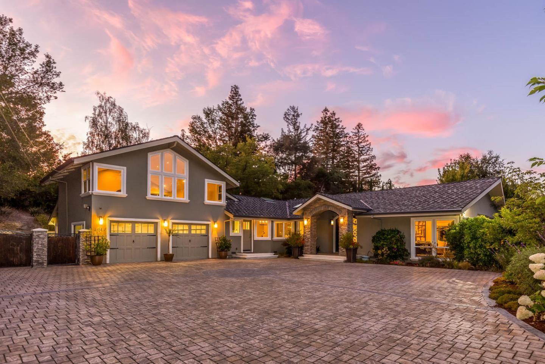Photo for 12111 Hilltop Drive, LOS ALTOS HILLS, CA 94024 (MLS # ML81855922)