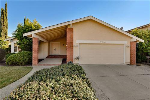 Photo of 764 Almondwood WAY, SAN JOSE, CA 95120 (MLS # ML81823924)