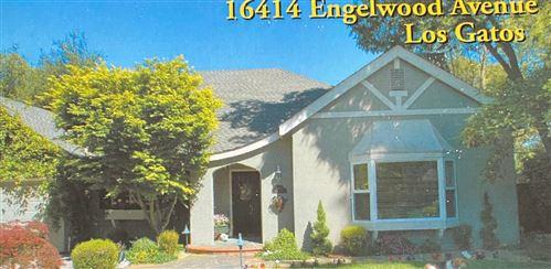 Photo of 16414 Englewood Avenue, LOS GATOS, CA 95032 (MLS # ML81867925)