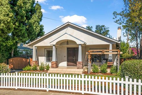 Photo of 137 East Rosemary Lane, CAMPBELL, CA 95008 (MLS # ML81866926)