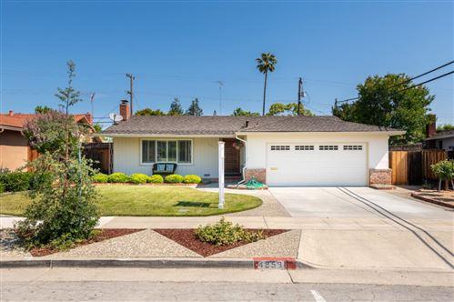 Photo of 4859 Borina Drive, SAN JOSE, CA 95129 (MLS # ML81846928)