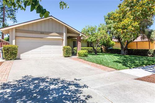 Photo of 369 Jai Drive, SAN JOSE, CA 95119 (MLS # ML81848928)