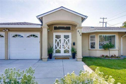 Photo of 470 Nolden Avenue, SAN JOSE, CA 95117 (MLS # ML81860929)