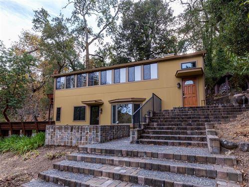 Photo of 1260 Los Trancos Road, PORTOLA VALLEY, CA 94028 (MLS # ML81830933)