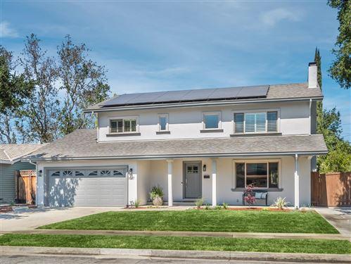 Photo of 1087 Fleetwood Drive, SAN JOSE, CA 95120 (MLS # ML81841933)