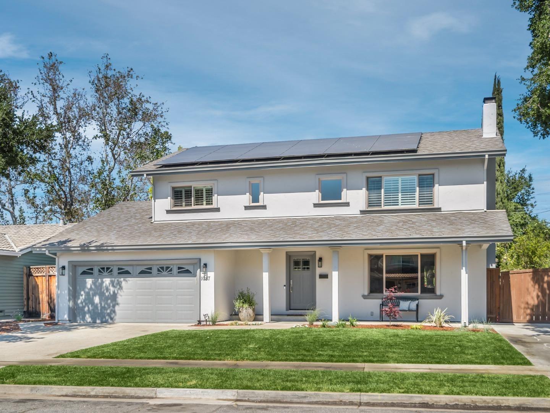 Photo for 1087 Fleetwood Drive, SAN JOSE, CA 95120 (MLS # ML81841933)