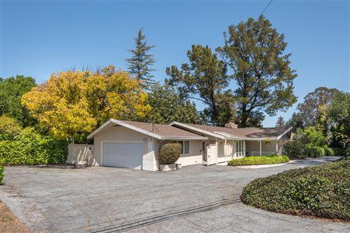 Tiny photo for 1950 Ralston Avenue, HILLSBOROUGH, CA 94010 (MLS # ML81839934)
