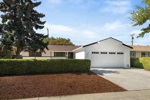 Photo of 2381 Alberta Court, SANTA CLARA, CA 95050 (MLS # ML81864934)
