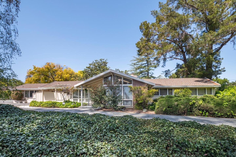 Photo for 1950 Ralston Avenue, HILLSBOROUGH, CA 94010 (MLS # ML81839934)