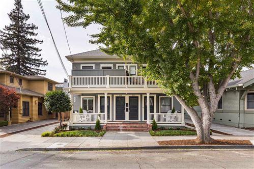 Photo of 210 Emerson ST, PALO ALTO, CA 94301 (MLS # ML81819935)
