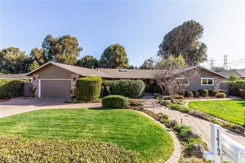 Photo of 1413 Brookmill RD, LOS ALTOS, CA 94024 (MLS # ML81831935)