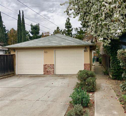 Photo of 923 & 925 Paula Street, SAN JOSE, CA 95126 (MLS # ML81840939)