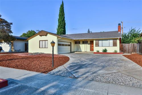 Photo of 1487 Teresita Drive, SAN JOSE, CA 95129 (MLS # ML81863940)