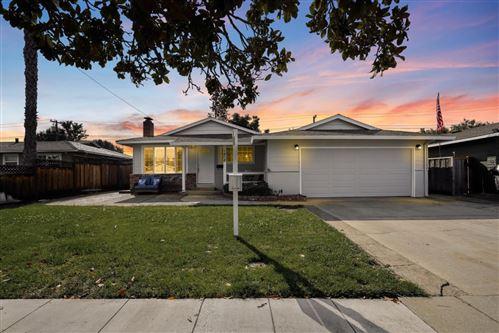 Photo of 1408 Bouret Drive, SAN JOSE, CA 95118 (MLS # ML81865940)