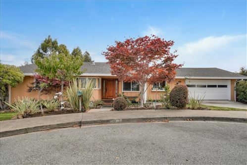 Photo of 1 Del Rey CT, SAN CARLOS, CA 94070 (MLS # ML81819942)