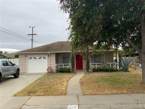 Photo of 274 Elwood Street, SALINAS, CA 93906 (MLS # ML81867942)