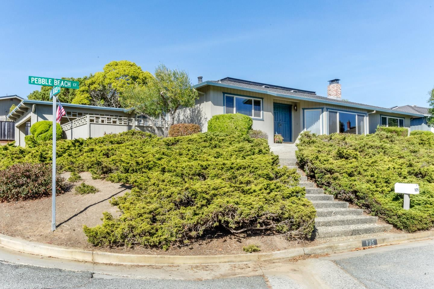 105 Pebble Beach CT, Aptos, CA 95003 - #: ML81786942