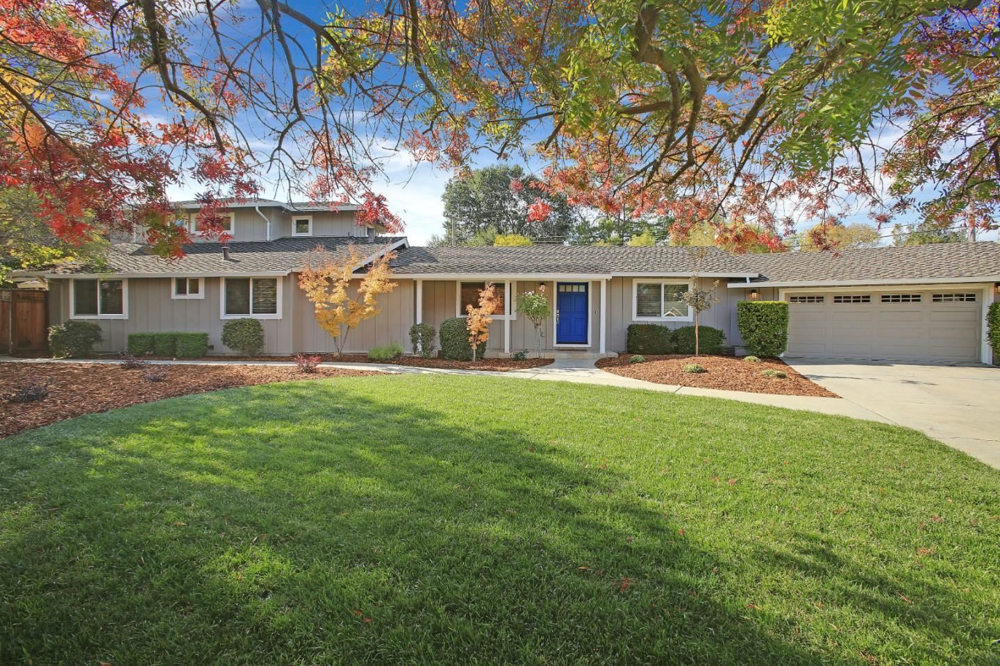 Photo for 1480 Elnora CT, LOS ALTOS, CA 94024 (MLS # ML81817943)