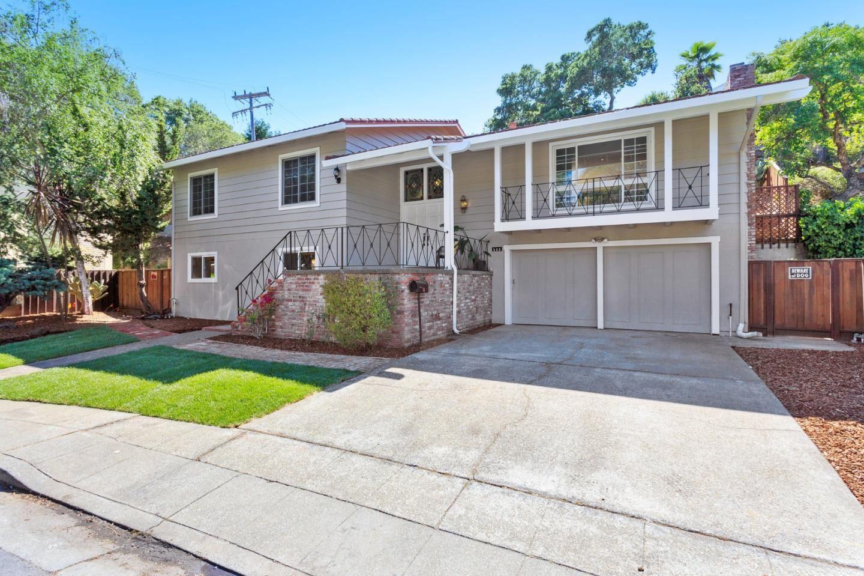 508 Davey Glen RD, Belmont, CA 94002 - #: ML81797944