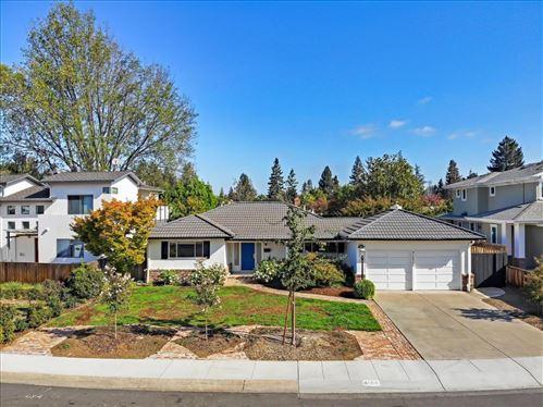 Photo of 4169 Willmar Drive, PALO ALTO, CA 94306 (MLS # ML81862947)