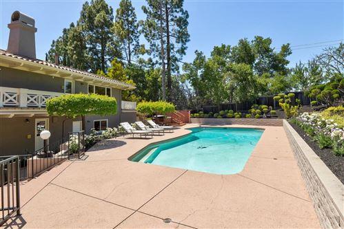 Tiny photo for 11555 Arroyo Oaks Drive, LOS ALTOS HILLS, CA 94024 (MLS # ML81846949)