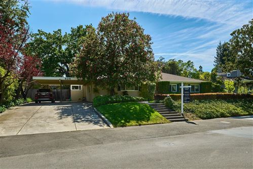 Photo of 535 Oak Knoll Lane, MENLO PARK, CA 94025 (MLS # ML81840950)