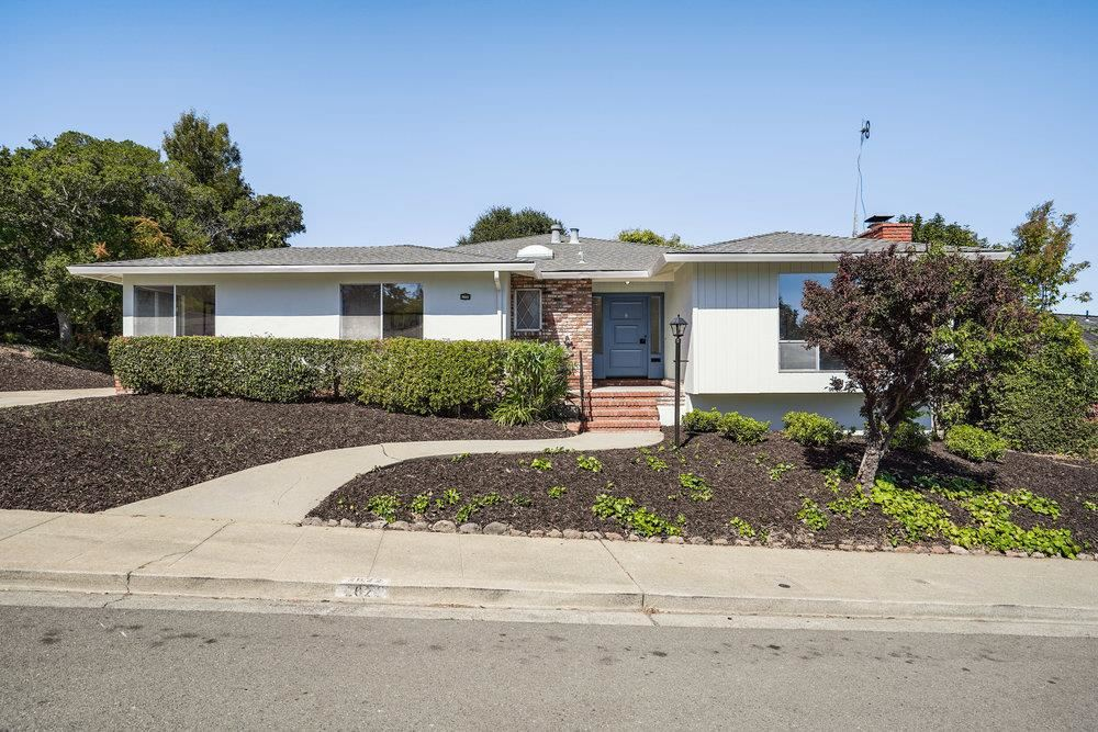 Photo for 2622 Trousdale Drive, BURLINGAME, CA 94010 (MLS # ML81863950)