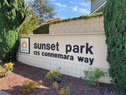 Photo of 125 Connemara Way #107, SUNNYVALE, CA 94087 (MLS # ML81865951)