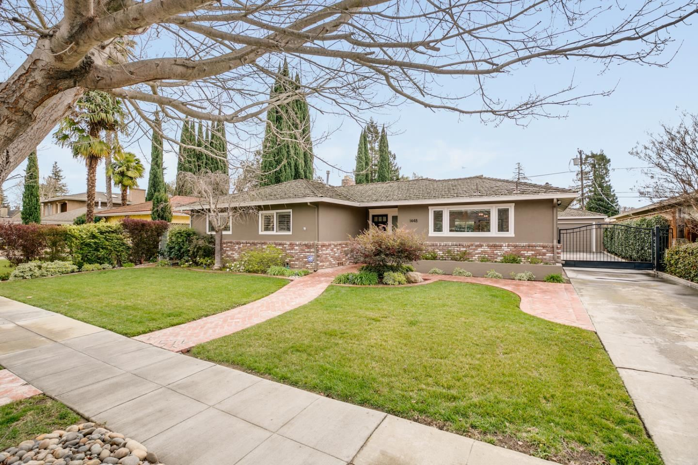 Photo for 1448 Cherry Valley DR, SAN JOSE, CA 95125 (MLS # ML81830956)