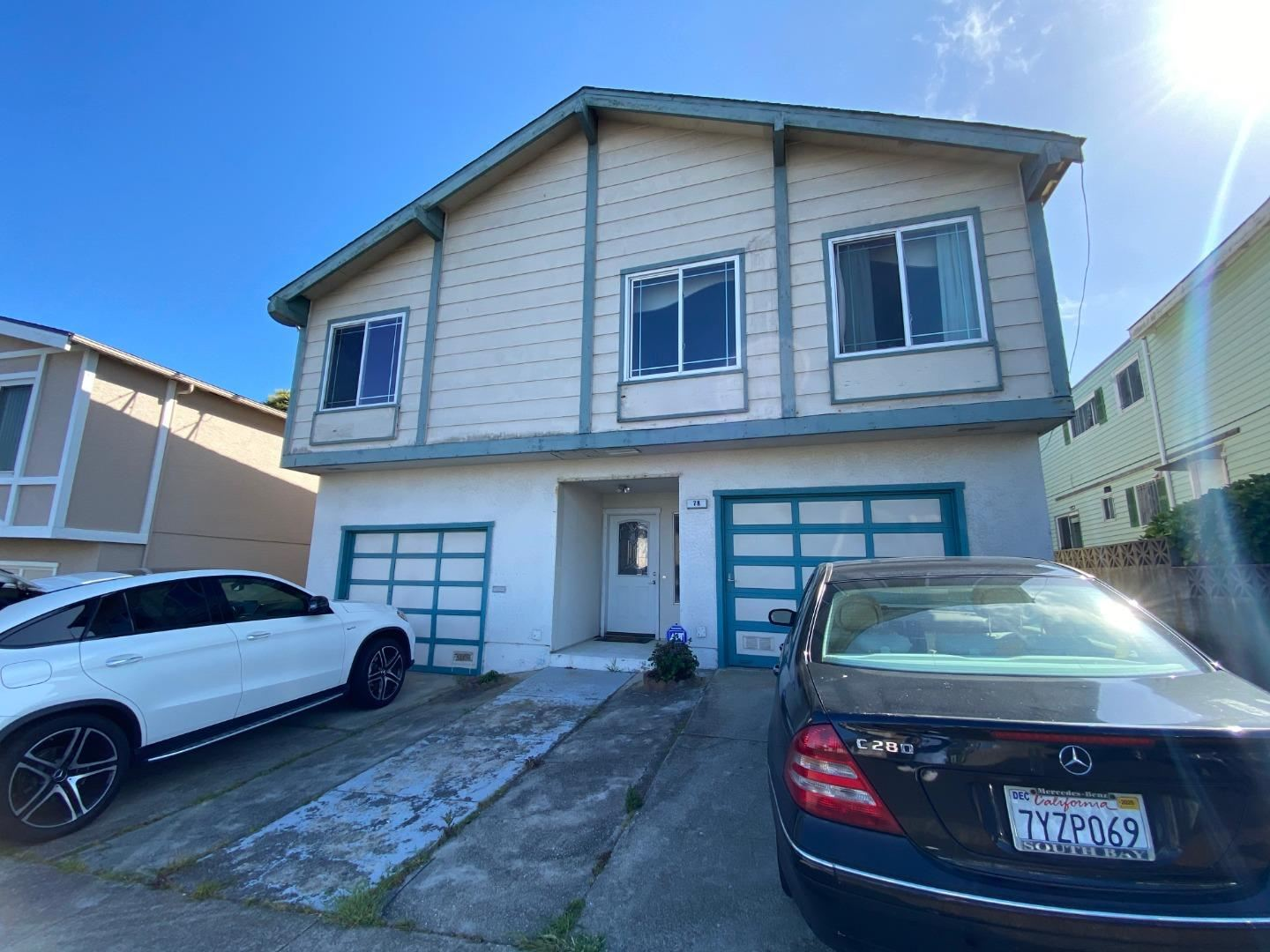 Photo for 78 Norwood AVE, DALY CITY, CA 94015 (MLS # ML81798959)