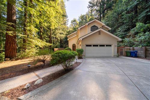 Photo of 375 Woodland Drive, SCOTTS VALLEY, CA 95066 (MLS # ML81847960)