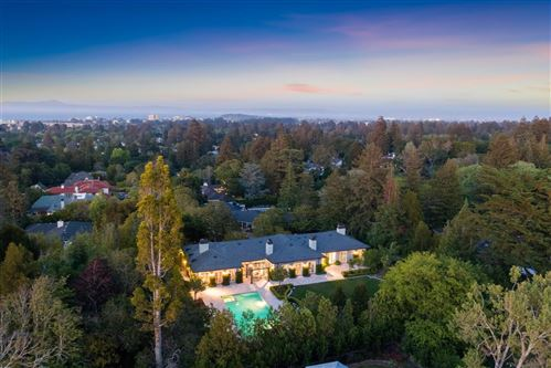 Tiny photo for 25 Downey Way, HILLSBOROUGH, CA 94010 (MLS # ML81849961)