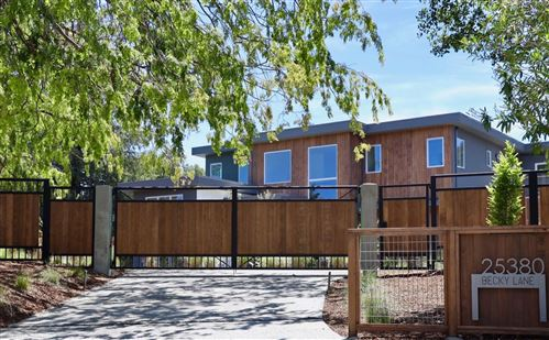 Tiny photo for 25380 Becky LN, LOS ALTOS HILLS, CA 94022 (MLS # ML81813963)