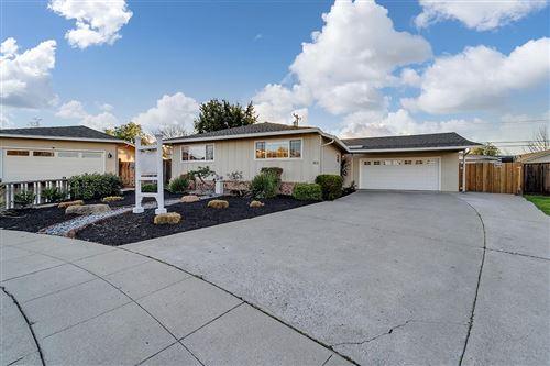 Tiny photo for 803 Killarney CT, SUNNYVALE, CA 94087 (MLS # ML81830964)