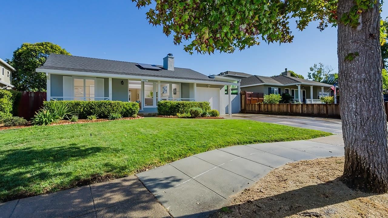 Photo for 2063 Oregon AVE, REDWOOD CITY, CA 94061 (MLS # ML81798964)