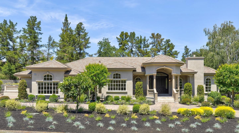 Photo for 12500 Barley Hill Road, LOS ALTOS HILLS, CA 94024 (MLS # ML81845964)