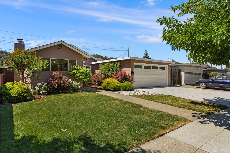 Photo for 405 Hiller Street, BELMONT, CA 94002 (MLS # ML81845965)