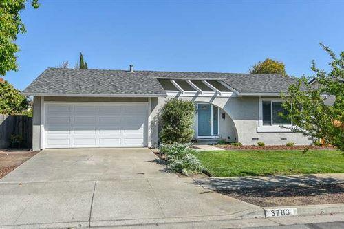 Photo of 3783 Caravella Drive, SAN JOSE, CA 95117 (MLS # ML81837966)