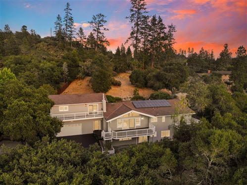 Photo of 8212 Ridgeview Drive, BEN LOMOND, CA 95005 (MLS # ML81845966)
