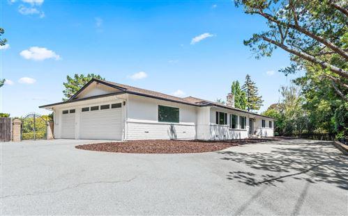 Photo of 6185 Skyline Boulevard, HILLSBOROUGH, CA 94010 (MLS # ML81852971)