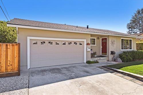 Photo of 4958 Stuckey Drive, SAN JOSE, CA 95124 (MLS # ML81861974)