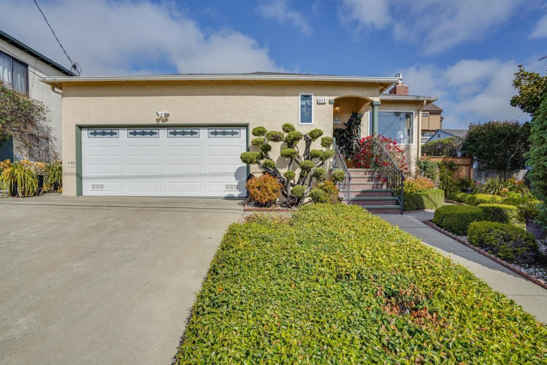 Photo for 312 Helen Drive, MILLBRAE, CA 94030 (MLS # ML81837974)