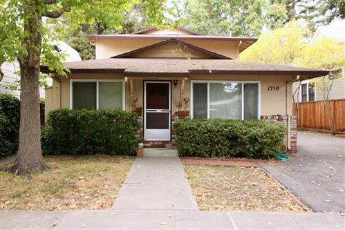 Photo of 1330 Mills Street, MENLO PARK, CA 94025 (MLS # ML81862979)