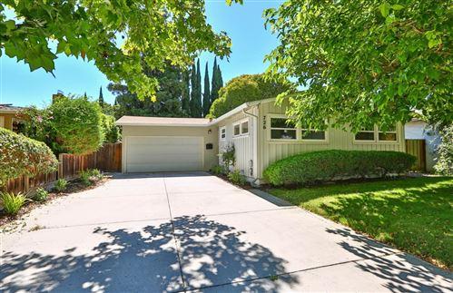 Photo of 726 Morse Avenue, SUNNYVALE, CA 94085 (MLS # ML81848981)